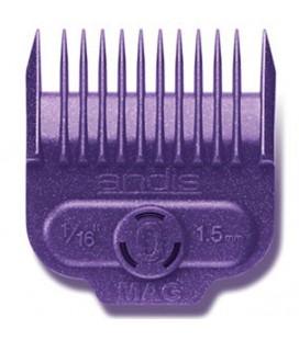 Peine magnético 1,5mm para Andis US1 / USPRO / FADE