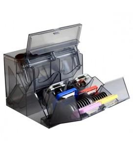 Organizador / caja para peines y cuchillas Wahl