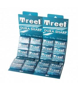 Hojas Treet Dura Sharp, caja 200u.