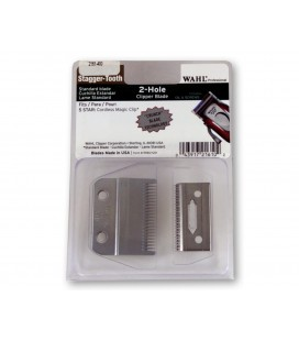"Cuchillas Wahl Magic Clip Cordless ""Crunch Blade"""