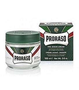 Crema pre-afeitado menthol, proraso 100ml