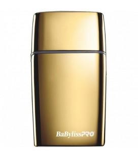 Afeitadora Babyliss Pro FXFS2GE Double Foil GOLD