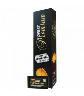 Hojas Derby Premium, caja 100u. (20x5u)