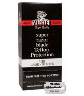 Hojas Muster super quality, caja 100u. (10x10u)