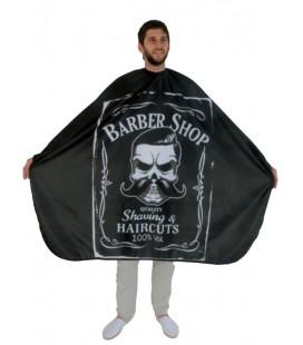 Capa de corte Barber Shop 145x160cm