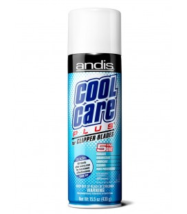 Spray refrigerante 5 en 1 Andis Cool Care (439gr)