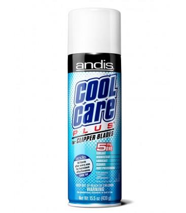 Spray refrigerante 5 en 1 Andis Cool Care (439gr)