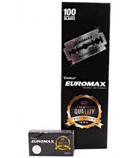 Hojas Euromax, caja 100u. (20x5u)