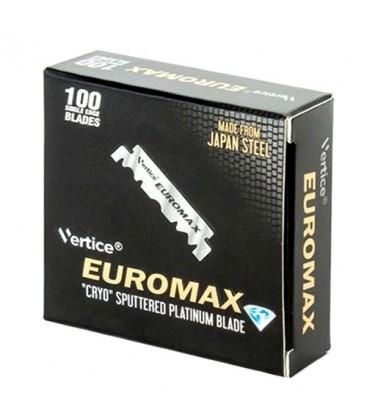 Hojas Euromax, caja 100 medias hojas