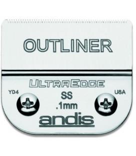 "Cuchillas Andis Ultraedge 0,1mm ""Outliner"""