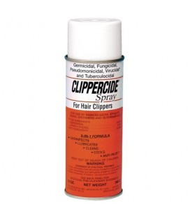 Clippercide 340g. - Spray esterilizador para cuchillas