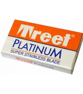 Hojas Treet platinum, caja 10u.